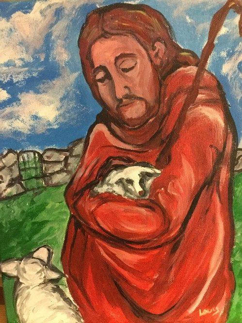AT TIMES WE MAY GIVE JESUS 'AGITA'!