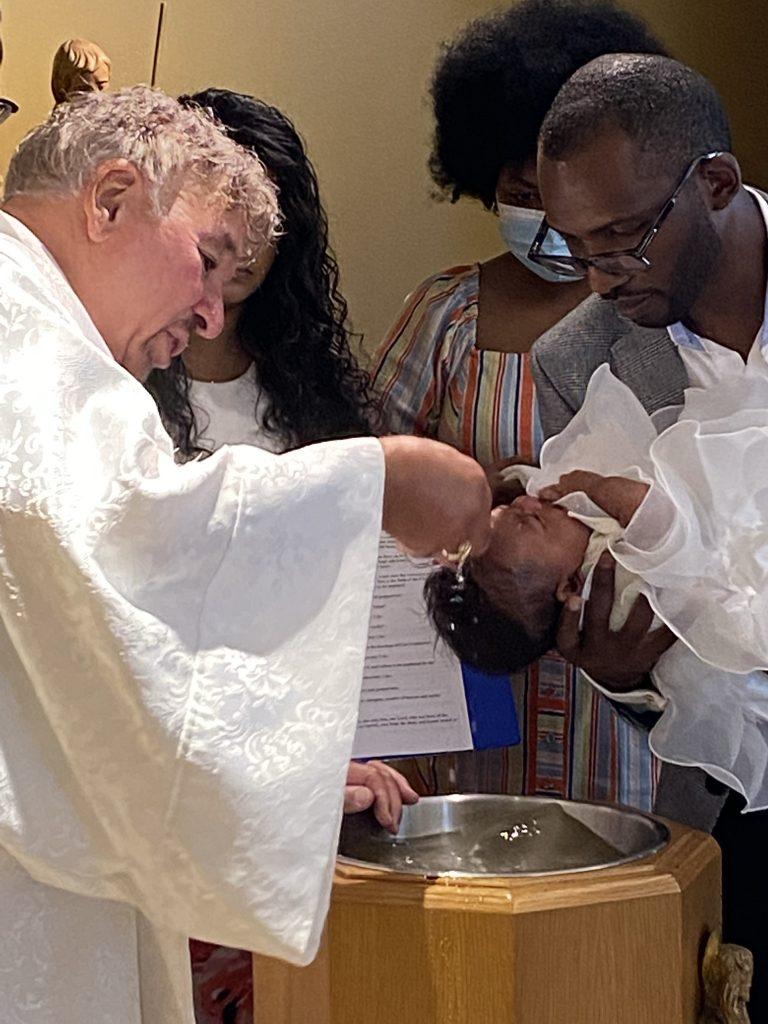 ONE FAMILY OF FAITH The Sacrament of Baptism